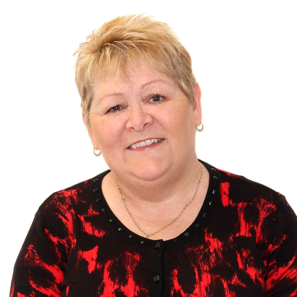 Marie Greenberry, Service Director for Deanston House